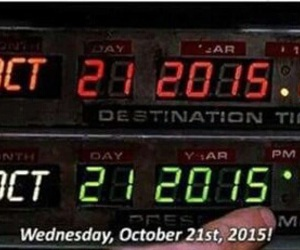 Back to the Future, movies, and marty mcfly image