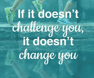 workout, challenge, and change image