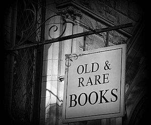 books, old, and rare image