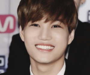 exo and kai image