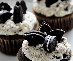 cookie, cupcakes, and delicious image