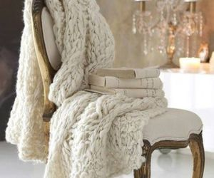 book, white, and chair image