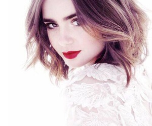 lily collins, actress, and the mortal instruments image