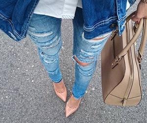 bag, classy, and fashion image