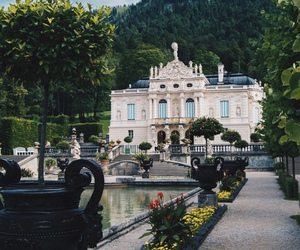 luxury, europe, and palace image