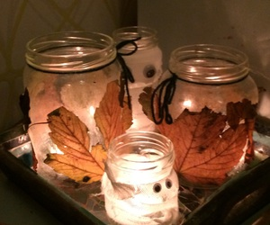 autumn, deco, and diy image