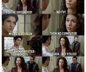 posey, teenwolf, and o'brien image