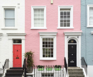 Notting Hill, Houses, and london image