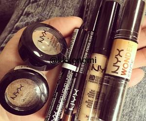 make up and NYX image