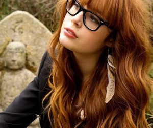 hair, glasses, and hairstyle image