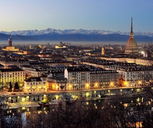 travel, turin, and city image