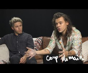 interview, one direction, and niall image