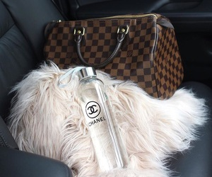 chanel, luxury, and bag image