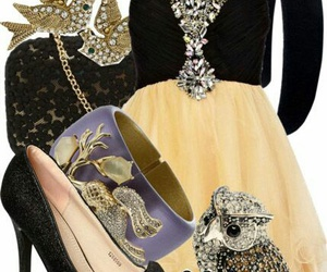 disney, dress, and outfit image