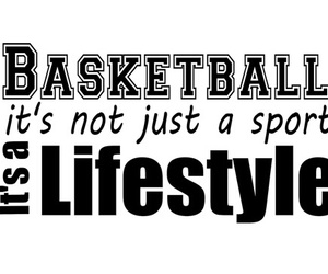 Basketball, lifestyle, and sport image