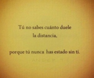 distance and frases image