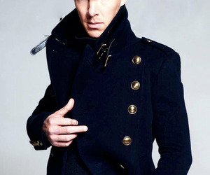 benedict cumberbatch, actor, and sherlock holmes image