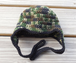 etsy, kids, and crochet hat image