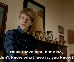 josh, whimsical, and what's love image