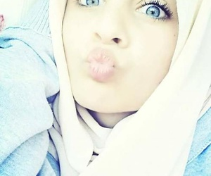 blue, eyes, and macha'allah image