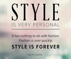 style, quote, and fashion image
