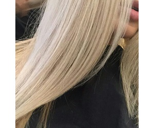 blonde, hair, and lips image