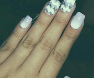 glitter, senioryear, and nails image
