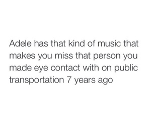 Adele, funny, and true image