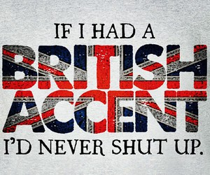 accent, british, and fuck image