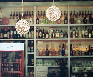 bar, coffee shop, and coffee image