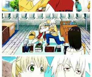 funny, soul, and soul eater image