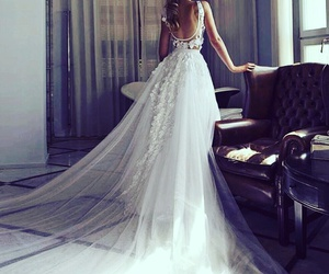 awesome, bride, and Dream image