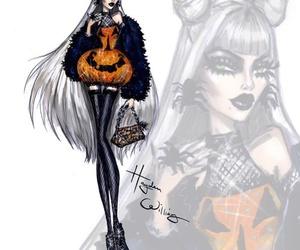 Halloween, hayden williams, and art image