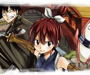 manga, fairy tail, and hoshigami no satsuki image