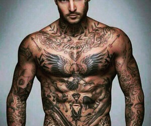 body, Hot, and inked image