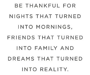 family, night, and quotes image