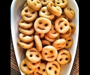 food, smile, and yummy image