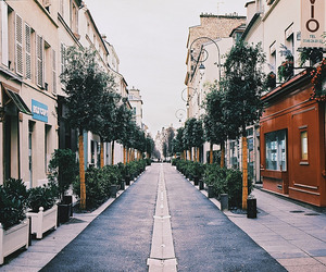 travel, city, and street image