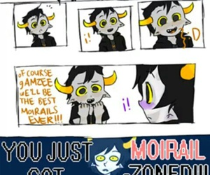 funny, quadrants, and homestuck image