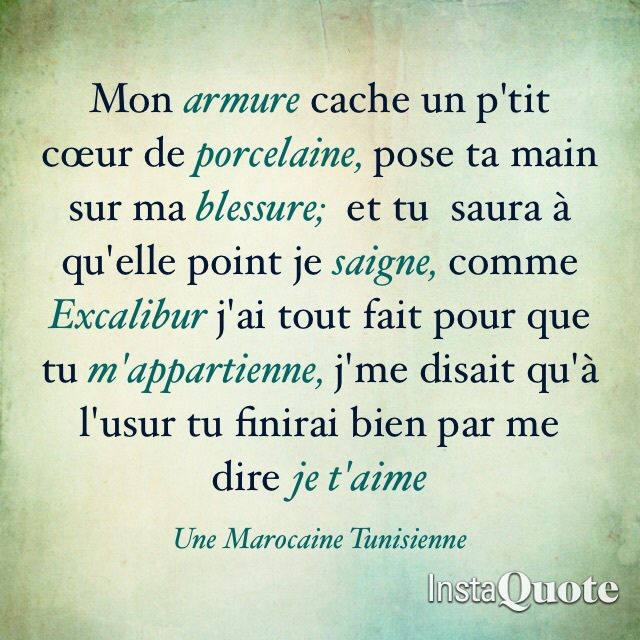 Image About Amour In Textes Phrases Punch Rappel
