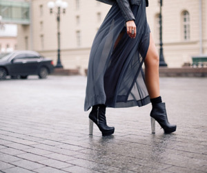 fashion, style, and dress image