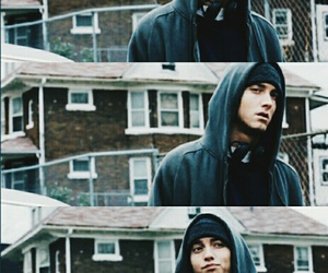 bruce, rabbit, and 8mile image