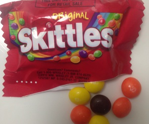 candy, delicious, and skittles maniatic image