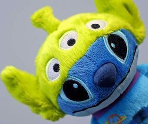 stitch, disney, and toy story image