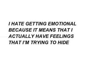 feelings, quotes, and emotional image
