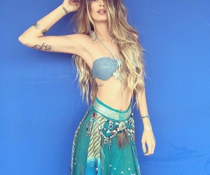 beautiful, mermaid, and brazilian image