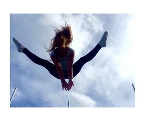 passione, volare, and ginnastica artistica image