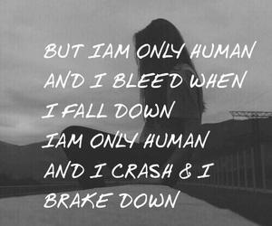 broken, dark, and heart image