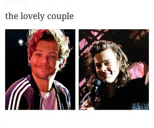 couple, quote, and louis tomlinson image
