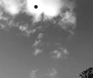 ball, Basketball, and clouds image